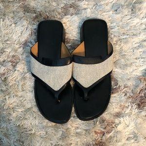 Hermès flip flops/sandals